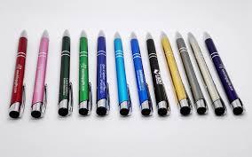 unique promotional merchandise metal ballpoint pen 0 5mm cheap