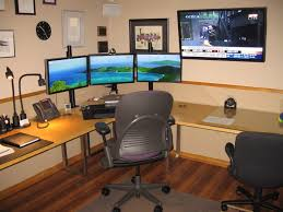 home office with tv home design cozy home office designs for small spaces come with