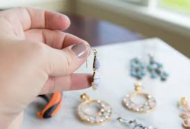 how to convert clip on earrings to pierced earrings convert earrings to clip ons