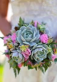 succulent bouquet beautiful succulent wedding bouquets weddbook wedding bouquets