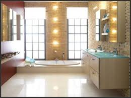 modern bathroom lighting ideas modern bathroom mirror led vanity light pic of