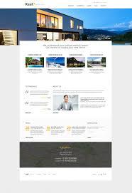 wordpress real estate themes templatemonster