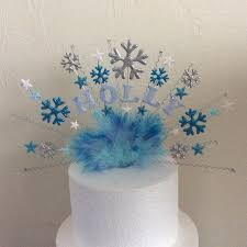 snowflake cake topper 112 best emily s cake toppers images on cake toppers