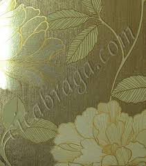 Popular Papel de Parede Vinílico Enchantment (Americano) - Floral (Gelo  @CL65