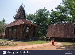 weird house weird and wonderful baan dam black house chiang rai created by