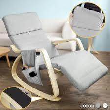 chaise bascule allaitement fst19 hg nouveauté rocking chair fauteuil à bascule berçante avec