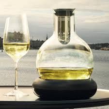 eva solo cool wine decanter the green head