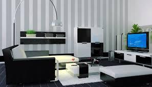 magnificent 10 black and grey living room wallpaper design ideas