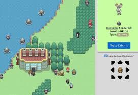 pokemon fan games online online pokemon fangame rpg delugerpg