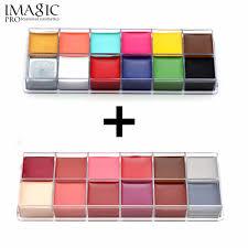 halloween makeup kits professional online get cheap professional halloween makeup aliexpress com