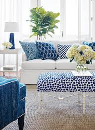 navy u0026 white from calypso collection lax u0026 lux living rooms