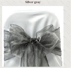 black chair sashes buy gray chair sashes and get free shipping on aliexpress