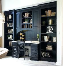 Desk Shelving Ideas Built In Desk And Bookcase Hercegnovi2021 Me