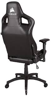 corsair t1 race gaming chair u2014 black black