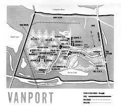 Cities In Oregon Map by Vanport