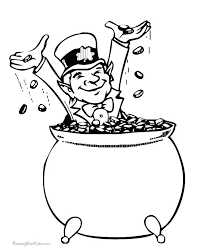 Coloring Pages For St Patricks Day Saint Day Coloring Pages St Mo Willems Coloring Pages