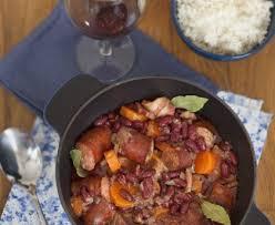 cuisiner portugais feijoada cassoulet portugais recette de feijoada cassoulet
