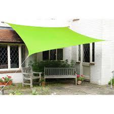 patio u0026 landscaping charming green coolaroo shade sail design