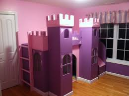 best girls beds princess castle playhouse loft bed home beds decoration