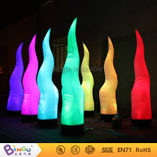 Flame Decorations Lighted Inflatable Flame Outdoor Decoration With Blower Buy