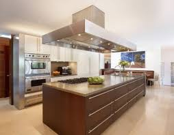 kitchen island table ideas kitchen high performance hood also sleek appliances and