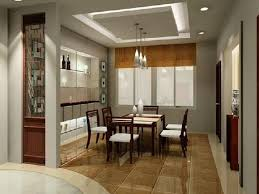 Modern Ceiling Design For Kitchen Luxury Kitchen Design Combined With Modern Dining Room Plan Using