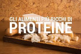 alimentazione ricca di proteine i migliori alimenti ricchi di proteine consigli fitness