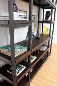 Modern Furniture Shelves by Industrial Modern Bookcase U2014 Mckenzie Gallery