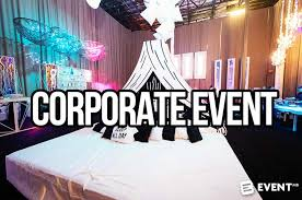 10 powerful ideas for your next corporate event