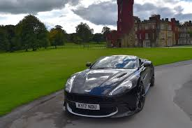 aston martin supercar 2017 a curtain call for the 2017 aston martin vanquish s volante