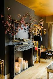 Wall Designs For Living Room by Best 25 Metallic Paint Walls Ideas On Pinterest Faux Painted