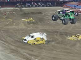 monster truck show ottawa batman smashing through life