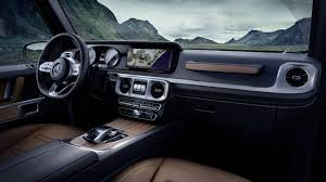 luxury minivan interior 2019 mercedes g class interior revealed more space more luxury