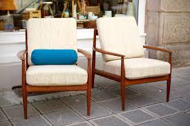 sessel dã nisches design dänische designklassiker zwei sessel grete jalk raumwunder