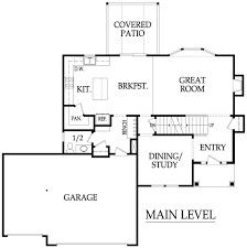Patio Homes Floor Plans Staley Hills Floor Plans Hunt Midwest Kansas City