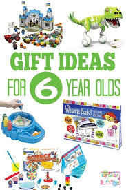 6 Year Old Boy Gifts 2017
