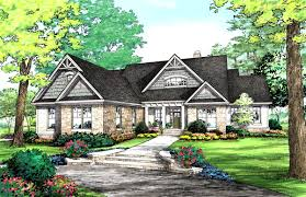 luxury house plans with outdoor living cottage within home for