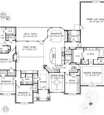 Nice Home Designs  Single Story Floor Plans One Story Single - 1 story home designs