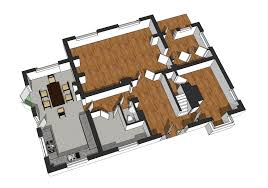 3d model floor plan 3d model building tectonics