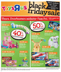 black friday time at target toys