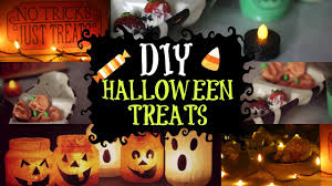 quick easy and affordable diy inspired halloween treats