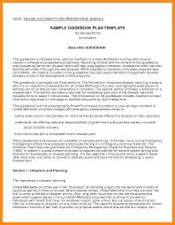 Free Non Profit Business Plan Template by 5 Business Plan Exles Doc Actor Resumed