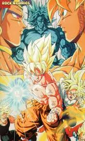 dragonball movie characters images awesome pic broly