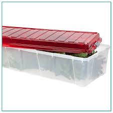 tree storage container plastic