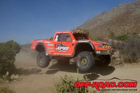 rally truck racing apdaly lopez wins the trophy truck class at the 2017 baja 1000