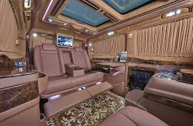 mercedes dealership inside mercedes benz viano klassen luxury vip vans cars bus
