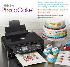 edible images for cakes photocake edible cake image printing system