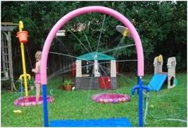 How To Build A Backyard Swing Beat The Heat For Cheap With These Five Diy Sprinklers