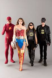 the ultimate group halloween costume showdown dc vs marvel