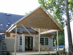 ideas porch roof framing nice porch roof framing